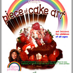 Piece of Cake Art Lessons Book