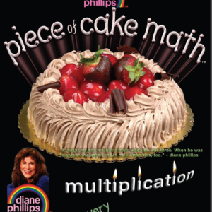Piece of Cake Math Multiplication Book